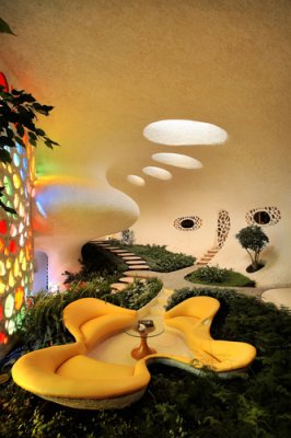 Javier Senosiain's bio architecture. What is bio-architecture, new concepts of organic architecture
