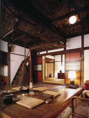 La casa tradicional japonesa - Casa tradicional japonesa ...