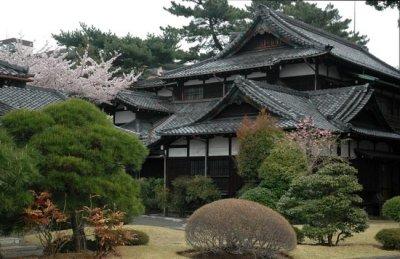 La casa tradicional japonesa - Casas japonesas tradicionales ...