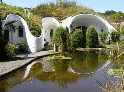 Arquitectura de casas enterradas - Casas enterradas ...