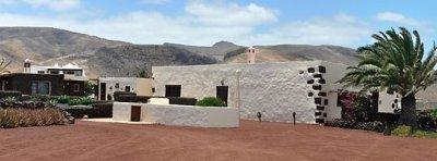 Las casas de lanzarote arquitectura bioclim tica - Las casas canarias lanzarote ...
