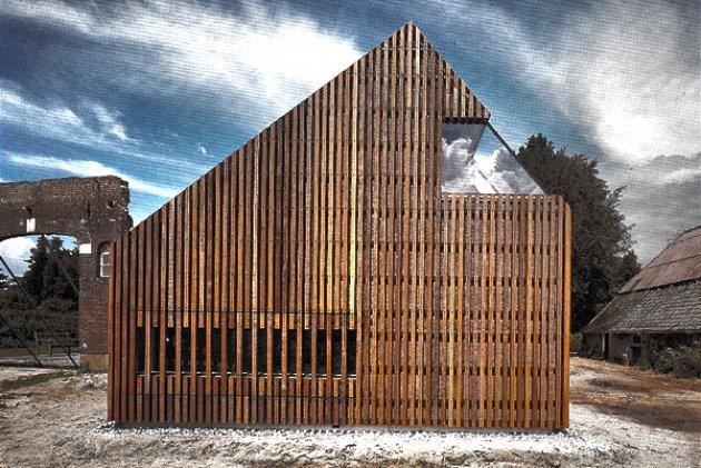 La madera en la arquitectura - Arquitectura en madera ...