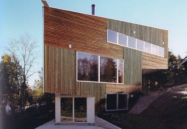 Algunas Fachadas De Edificios Realizadas Con