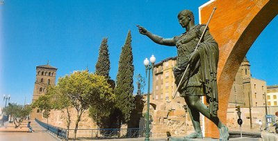 Resultado de imagen de zaragoza romana