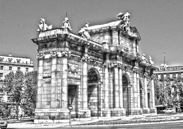Puerta De Alcala Baños:La puerta de Alcalá