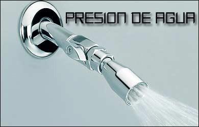Tengo poca presi n de agua en la ducha qu puedo hacer for Poca presion de agua