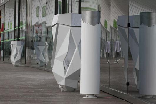 Mobiliario urbano original y de dise o for Ejemplos de mobiliario urbano