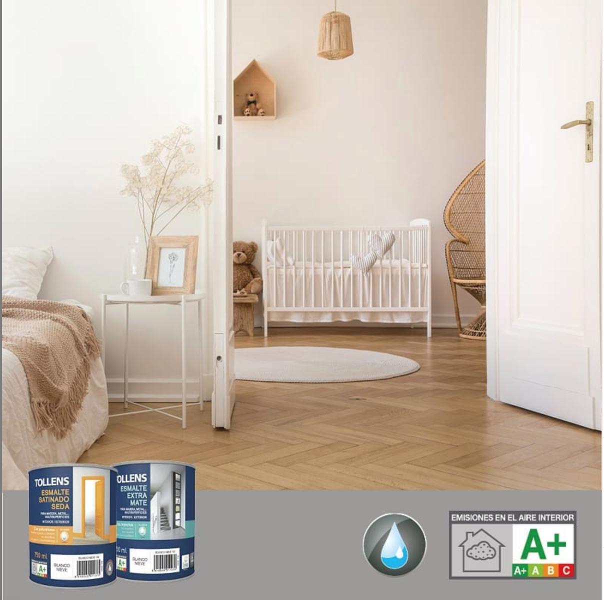 Cómo utilizar la pintura para redecorar tu casa.