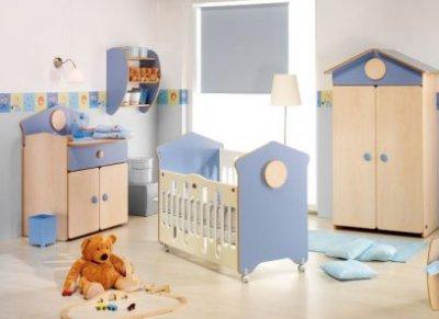 Colores para las decoraciones de los dormitorios de los nios for Muebles de dormitorio infantil
