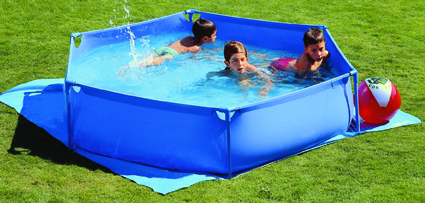 Piscinas desmontables las piscinas infantiles for Piscinas montables