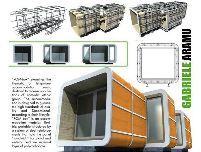 M dulos prefabricados para construir viviendas - Casas prefabricadas por modulos ...