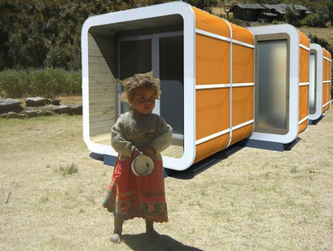 M dulos prefabricados para construir viviendas - Modulos de vivienda prefabricados ...