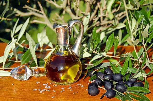freír con aceite de oliva