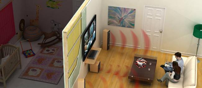 Aislar paredes ruido vecinos materiales de construcci n - Aislamiento acustico paredes ...