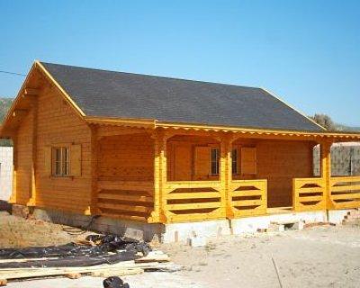 Qu es mejor una casa prefabricada de madera o una casa - Casa prefabricada acero ...