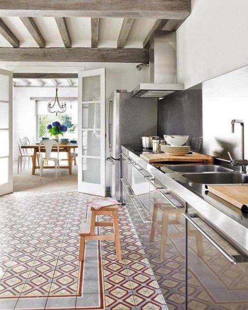 Azulejos Suelo Cocina | El Magazine De Suelo De Resina Epoxi