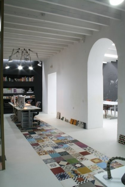 suelos originales de cermica una manera diferente de decorar los pavimentos