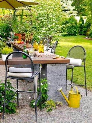 Jardineras con bloques de hormign for Jardineras con bloques de hormigon