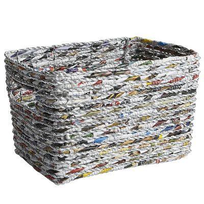 Originales objetos creados con papel reciclado - Objetos reciclados para el hogar ...