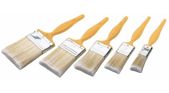 C mo se limpian las brochas y pinceles - Brochas pintura ...