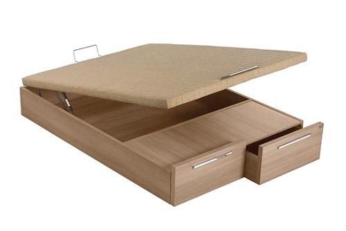 Cajones debajo de la cama for Camas con cajones debajo