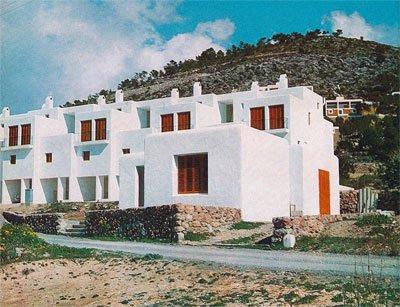 La casa ibicenca un ejemplo de arquitectura sostenible for Arquitectura ibicenca