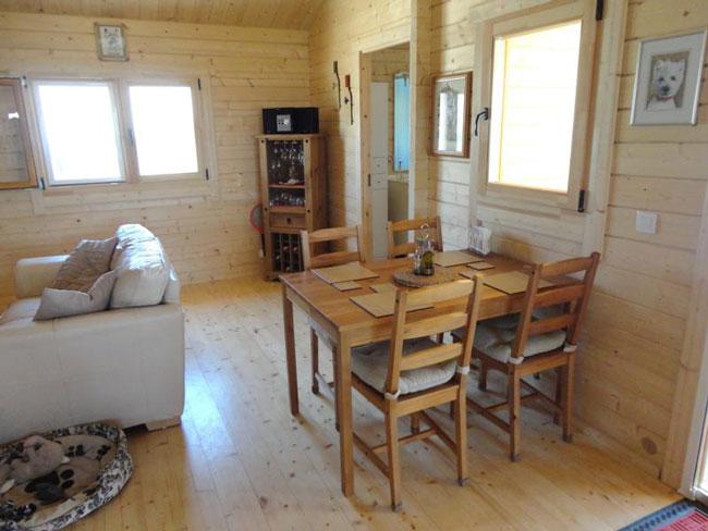 Decorar los interiores con madera for Decoracion interior casa