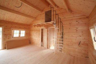 Casa Prefabricada De Madera De 72metros Cuadrados