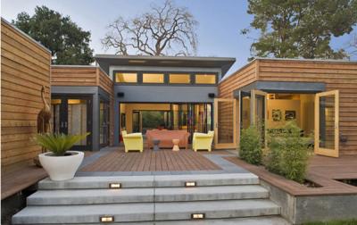 Que son las viviendas modulares de hormigon o madera - Casas prefabricadas de hormigon baratas ...