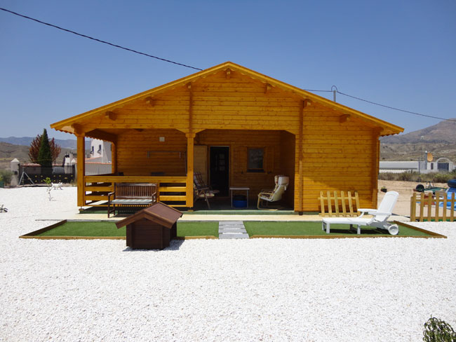 Qu es mejor una casa prefabricada de madera o una casa - Casas prefabricadas de piedra ...