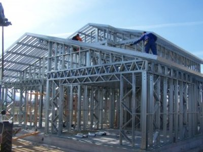Casas de madera prefabricadas casas de placas de hormigon - Construccion casas prefabricadas ...