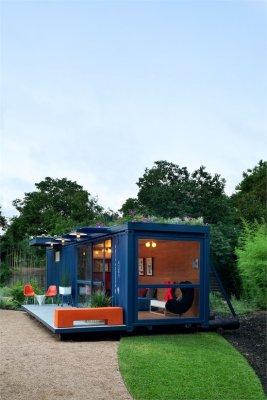 Casas prefabricadas con contenedores - Casas prefabricadas de contenedores ...