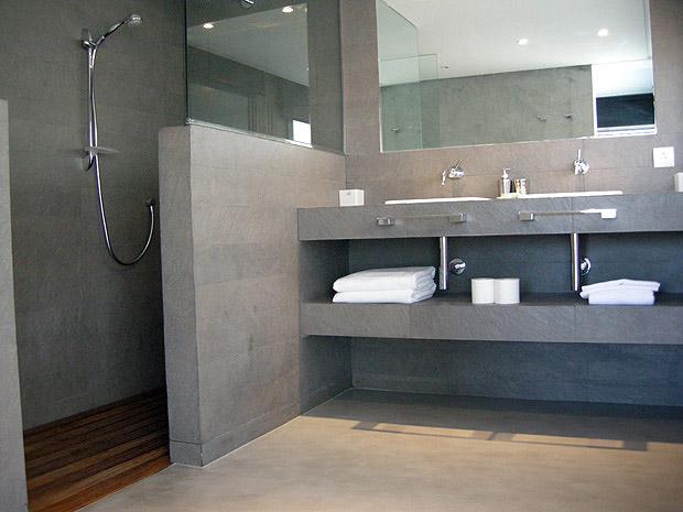 Cosas que se pueden hacer con cemento - Cemento pulido para exterior ...