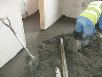 Colocar el suelo de gres yo mismo - Como colocar suelo ...