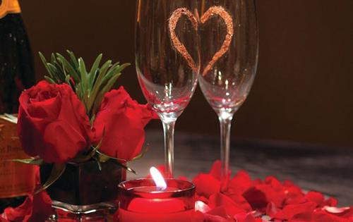 Preparar una rom ntica velada para san valent n - Como preparar una noche romantica ...