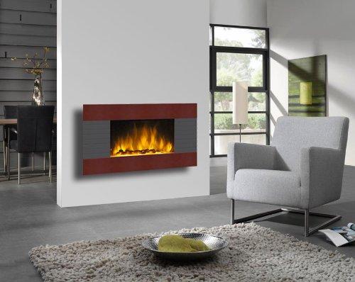 Chimeneas elctricas una alternativa al radiador elctrico - Chimeneas para pisos ...