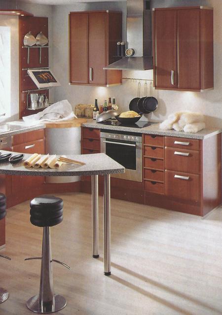 Las cocinas dentro de la decoración de nuestras casas