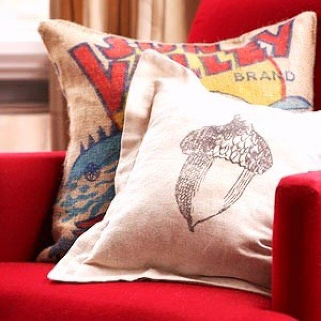 los cojines y almohadones en decoracin