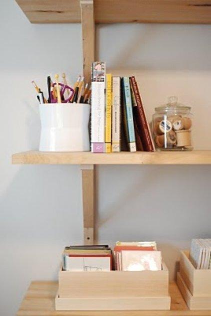 C mo colocar una balda en la pared de mi casa - Como adornar una pared ...
