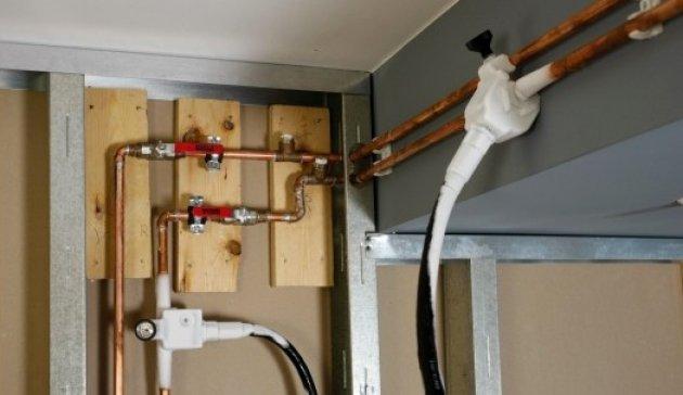 C mo reparar una tuber as de agua o calefacci n sin vaciar - Tuberias de calefaccion ...