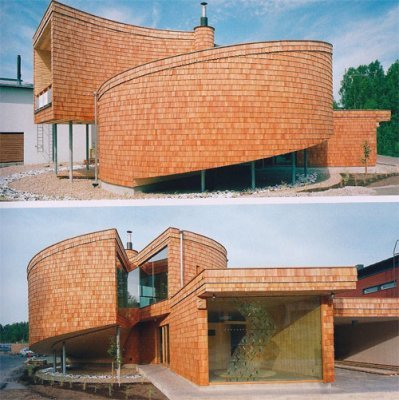 Como son las casas prefabricadas