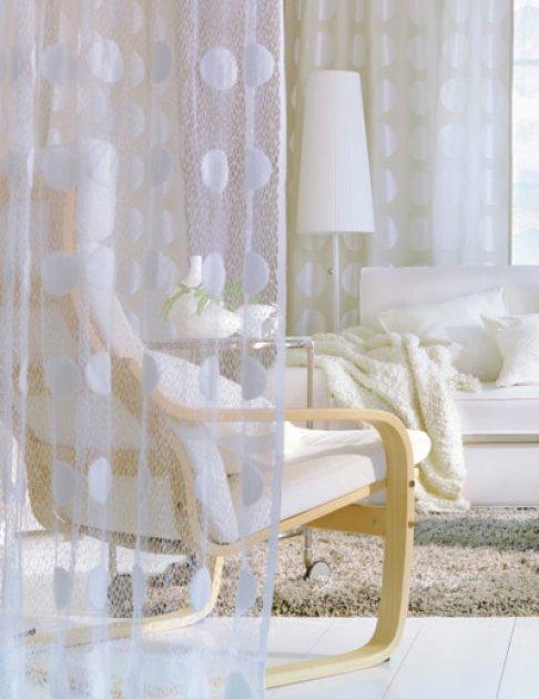Las cortinas para las ventanas - Cortinas ikea habitacion ...