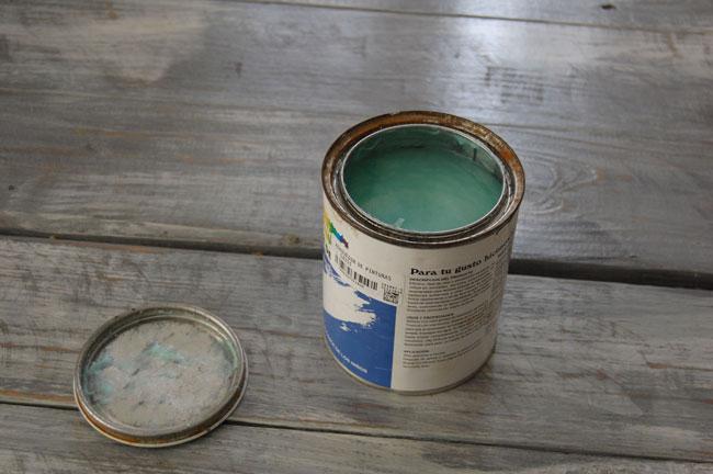 Pintar sobre una superficie barnizada el decapado for Decapante para madera