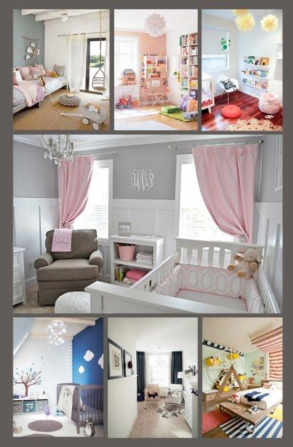 La decoraci n de las habitaciones de los ni os - Habitaciones de ninos decoracion ...