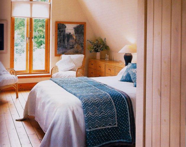 Decorar dormitorios pequeños. Cómo decorar dormitorios de pequeñas ...