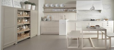 Muebles de cocina modelo arkadia de dica for Cocinas dica precios