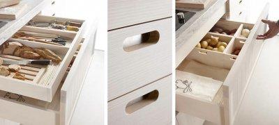 Muebles de cocina modelo Arkadia de Dica