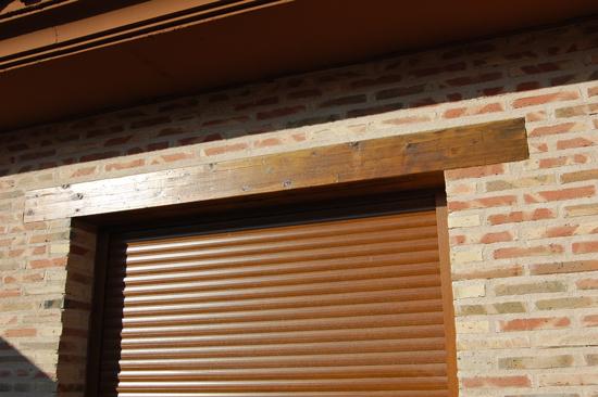 Dinteles y cargaderos de ventanas - Dinteles de madera ...