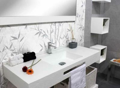Ideas para alicatar mi bao for Azulejos cuarto de bano