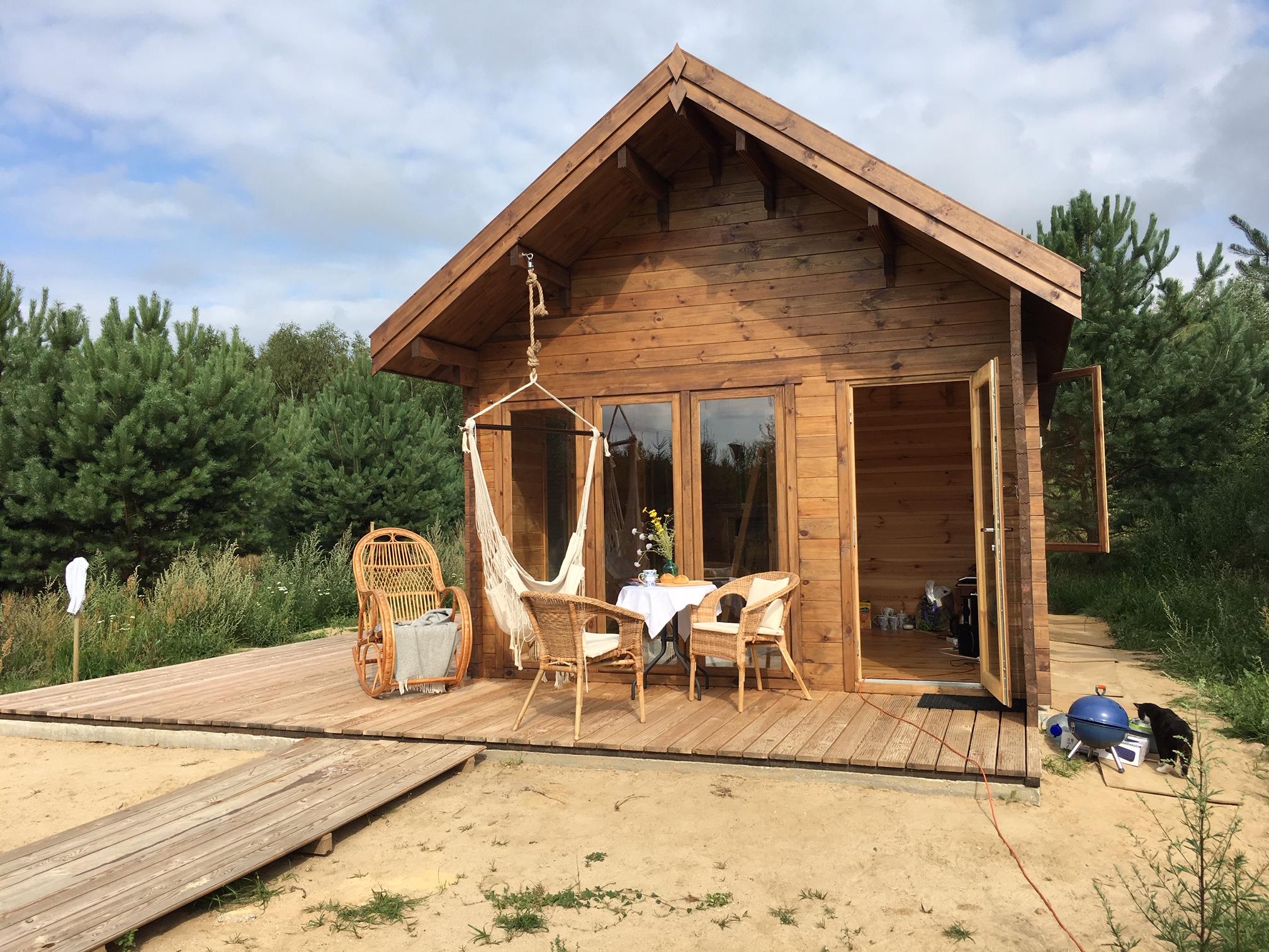 Ventajas de las casas prefabricadas de madera.